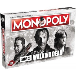 MONOPOLY THE WALKING DEAD VERSION FR - Jeux de Société au prix de 39,95 €