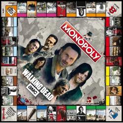 MONOPOLY THE WALKING DEAD VERSION FR - Jeux de Société au prix de 39,95€