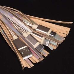 CABLES TOKIDOKI TASSEL CHARGER 3 IN 1 - Autres Goodies au prix de 14,95€