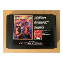 MD MEGA LO MANIA (LOOSE) - Jeux Mega Drive au prix de 4,95€