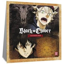 CALENDRIER 2020 BLACK CLOVER - Autres Goodies au prix de 9,98€