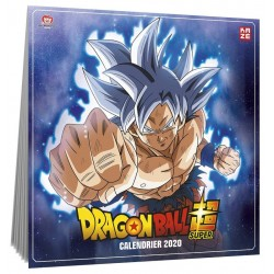 CALENDRIER 2020 DRAGON BALL SUPER - Autres Goodies au prix de 9,98€