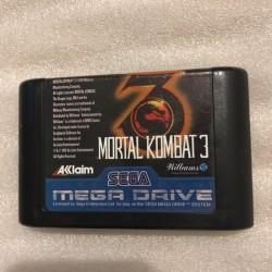 MD MORTAL KOMBAT 3 (LOOSE) - Jeux Mega Drive au prix de 9,95€
