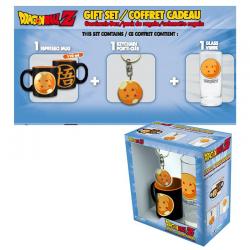 COFFRET DRAGON BALL Z (VERRE + PORTE CLES + MINI MUG) - Autres Goodies au prix de 14,95€