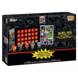 CALENDRIER AVENT 2019 POP MARVEL - Autres Goodies au prix de 59,95 €