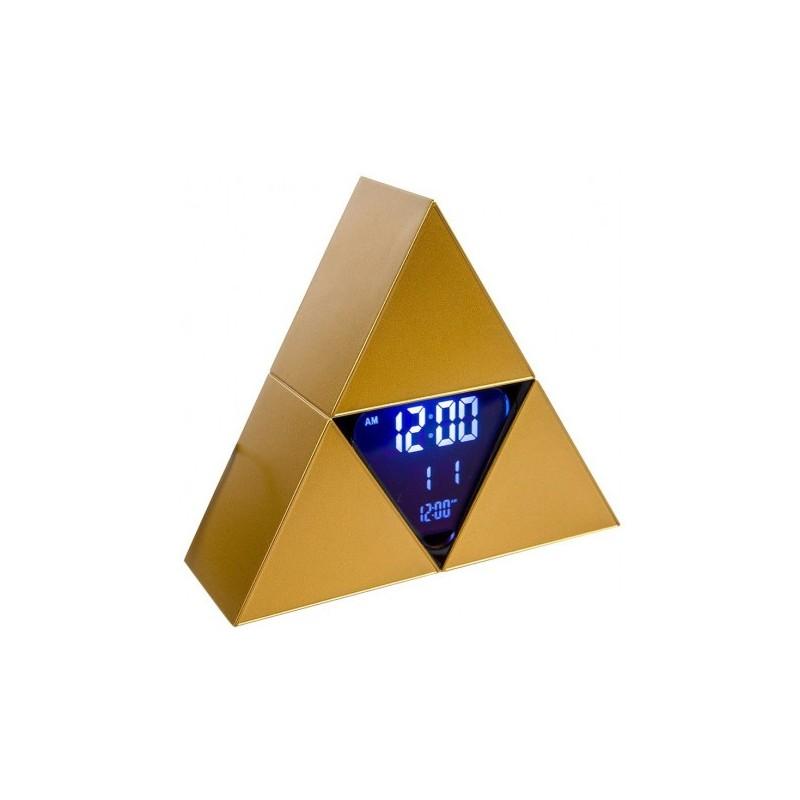 REVEIL ZELDA TRIFORCE - Autres Goodies au prix de 24,95€