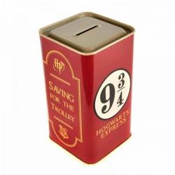 TIRELIRE HARRY POTTER HOGWARTS METAL 20 CM - Autres Goodies au prix de 11,95€