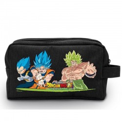 TROUSSE DE TOILETTE DRAGON BALL SUPER BROLY VS GOKU & VEGETA - Autres Goodies au prix de 19,95 €
