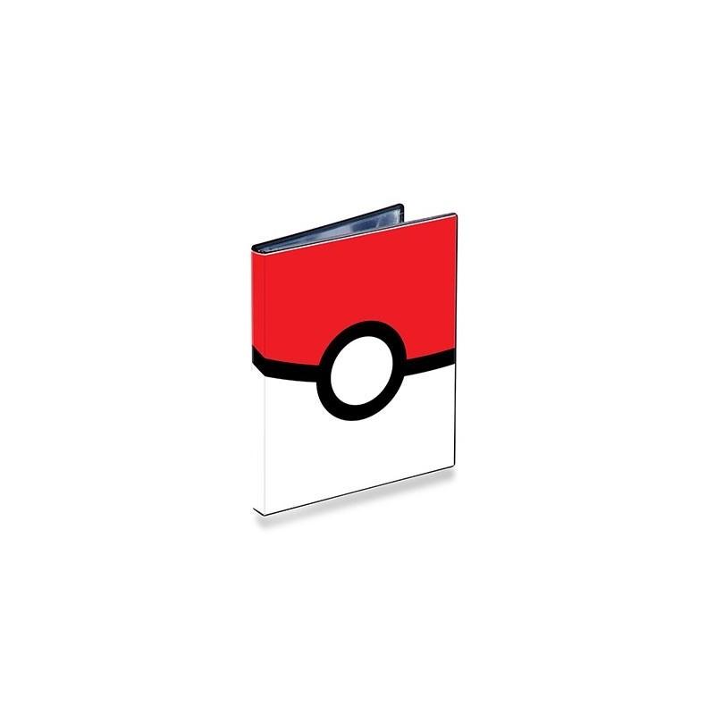 PORTOFOLIO A5 80 CARTES POKEMON POKEBALL - Cartes à collectionner ou jouer au prix de 12,95€