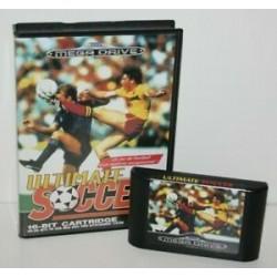 MD ULTIMATE SOCCER (SANS NOTICE) - Jeux Mega Drive au prix de 4,95€