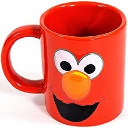 MUG 1 RUE SESAME ELMO 320ML - Mugs au prix de 9,95€
