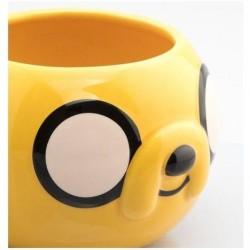 MUG 3D ADVENTURE TIME JAKE 430ML - Mugs au prix de 14,95€