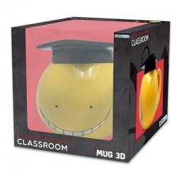 MUG 3D ASSASSINATION CLASSROOM KORO SENSEI 500ML - Mugs au prix de 14,95€