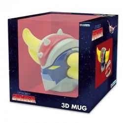 MUG 3D GOLDORAK GRENDIZER 250ML - Mugs au prix de 17,95€