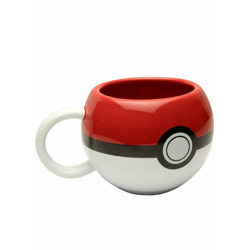 MUG POKEMON 3D POKEBALL 400ML - Mugs au prix de 16,95 €