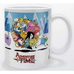 MUG ADVENTURE TIME 315ML - Mugs au prix de 9,95 €
