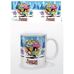 MUG ADVENTURE TIME 315ML - Mugs au prix de 9,95€