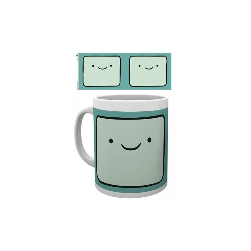 MUG ADVENTURE TIME BMO FACE 325ML - Mugs au prix de 9,95€