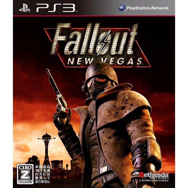PS3 FALLOUT NEW VEGAS - Jeux PS3 au prix de 6,95€
