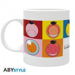 MUG ASSASSINATION CLASSROOM KORO VISAGE 320ML - Mugs au prix de 9,95 €