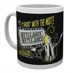 MUG BEETLEJUICE GHOST WITH THE MOST 315ML - Mugs au prix de 9,95€