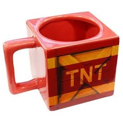 MUG CRASH BANDICOOT TNT 3D 450ML - Mugs au prix de 14,95 €