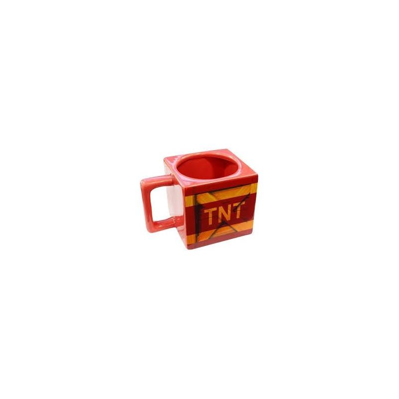 MUG CRASH BANDICOOT TNT 3D 450ML - Mugs au prix de 14,95€