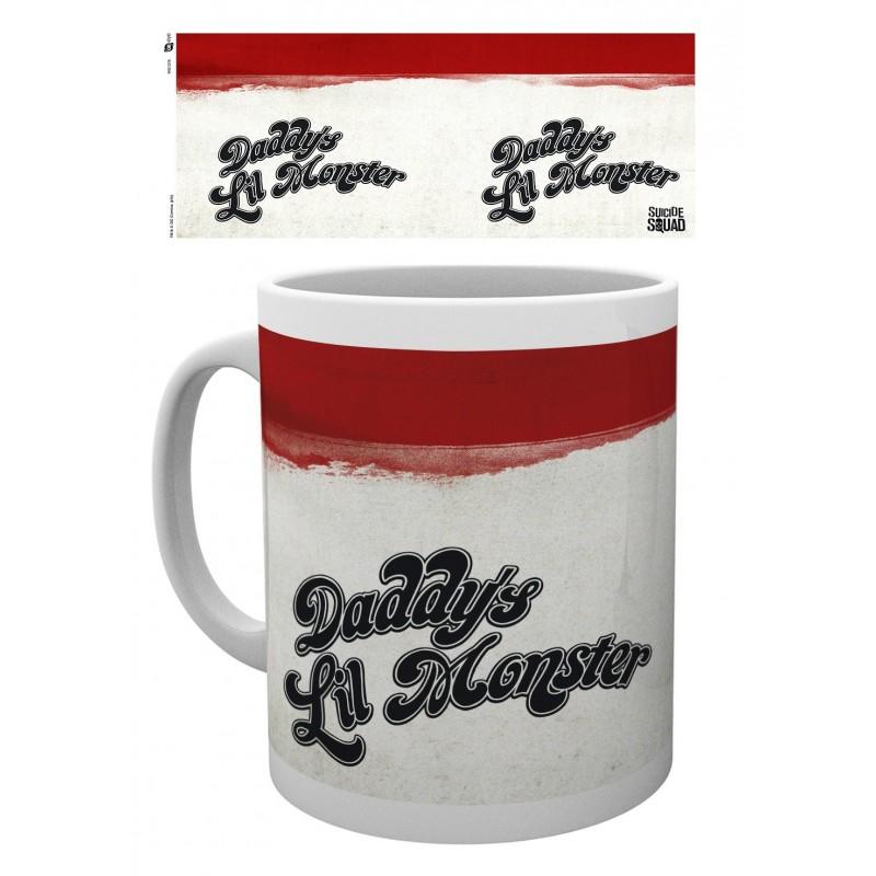 MUG DC SUICIDE SQUAD HARLEY QUINN DADDY 300ML - Mugs au prix de 9,95€