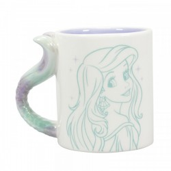 MUG DISNEY PRINCESS FLIPPIN AWESOME 350ML - Mugs au prix de 12,95€