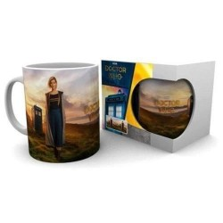 MUG DOCTOR WHO 13TH DOCTOR 320ML - Mugs au prix de 9,95 €