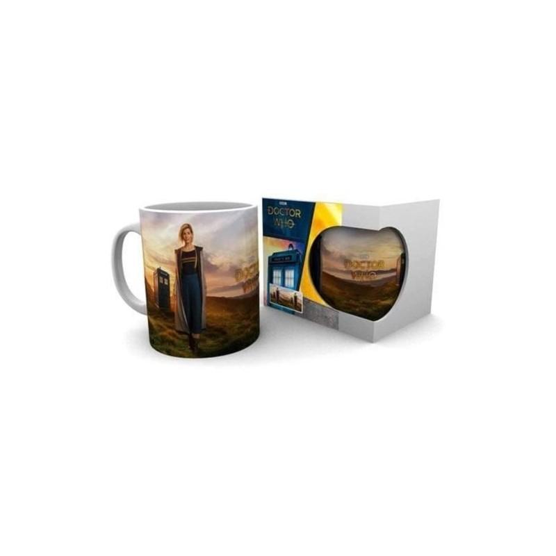 MUG DOCTOR WHO 13TH DOCTOR 320ML - Mugs au prix de 9,95€