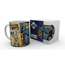 MUG DOCTOR WHO COMICS 325ML - Mugs au prix de 9,95€