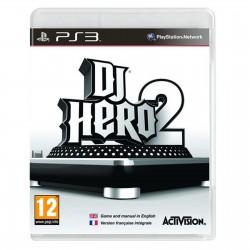 PS3 DJ HERO 2 - Jeux PS3 au prix de 4,95€