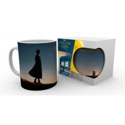 MUG DR WHO SILHOUETTE 320ML - Mugs au prix de 9,95€