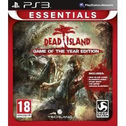 PS3 DEAD ISLAND GAME OF THE YEAR - Jeux PS3 au prix de 7,95€