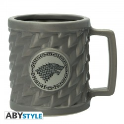 MUG GAME OF THRONES 3D STARK 500ML - Mugs au prix de 14,95 €