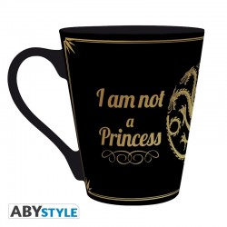 MUG GAME OF THRONES IM NOT A PRINCESS 250ML - Mugs au prix de 9,95 €