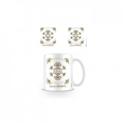 MUG GAME OF THRONES KHAL 315ML - Mugs au prix de 9,95€