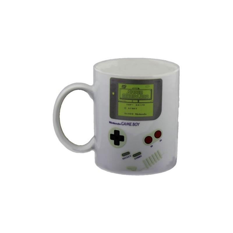 MUG GAMEBOY THERMIQUE 300ML - Mugs au prix de 12,95€