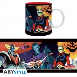 MUG GOLDORAK ACTARUS 320ML - Mugs au prix de 9,95€