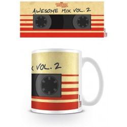MUG GUARDIANS OF THE GALAXY 2 AWASOME 315ML - Mugs au prix de 9,95€
