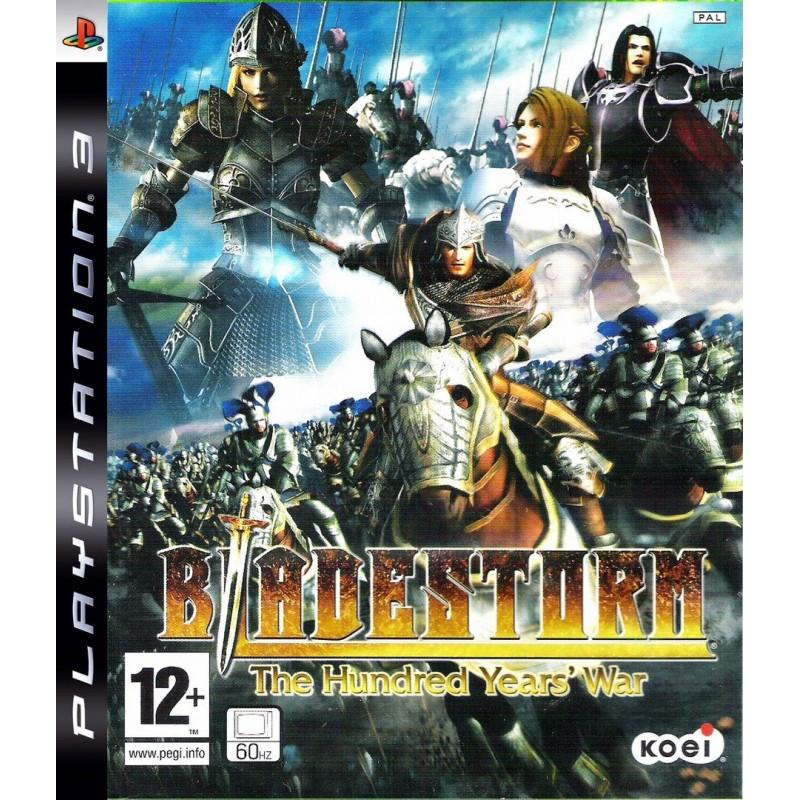 PS3 BLADESTORM - Jeux PS3 au prix de 9,95€