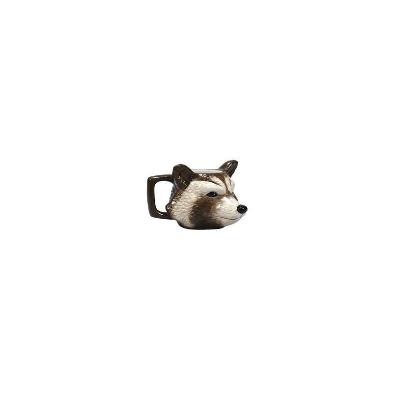MUG GUARDIANS OF THE GALAXY VOL 2 ROCKET 320ML - Mugs au prix de 14,95€