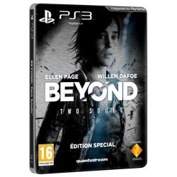 PS3 BEYOND TWO SOULS EDITION SPECIALE - Jeux PS3 au prix de 14,95€