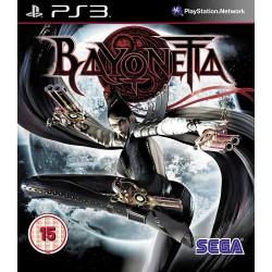 PS3 BAYONETTA - Jeux PS3 au prix de 6,95€