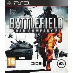 PS3 BATTLEFIELD BAD COMPANY 2 - Jeux PS3 au prix de 4,95€