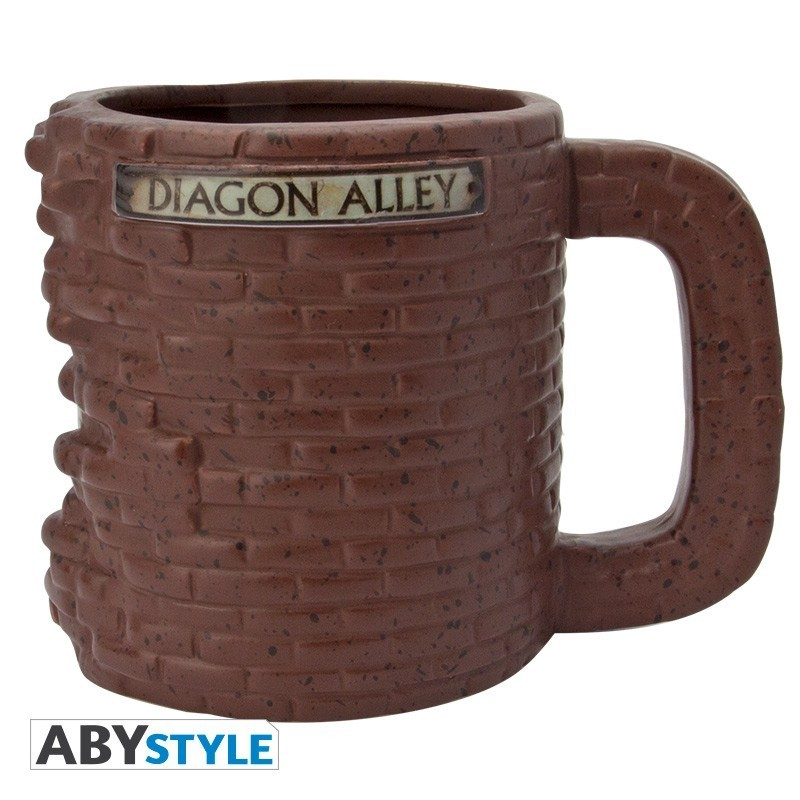 MUG HARRY POTTER CHEMIN DE TRAVERSE 500 ML - Mugs au prix de 14,95 €