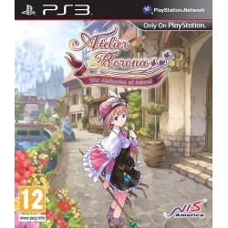 PS3 ATELIER RORONA THE ATELIER OF ARLAND - Jeux PS3 au prix de 14,95€