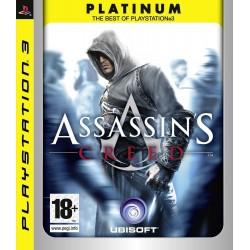PS3 ASSASSIN S CREED (PLATINUM) - Jeux PS3 au prix de 4,95€