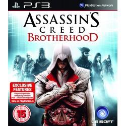 PS3 ASSASSIN S CREED BROTHERHOOD - Jeux PS3 au prix de 5,95€